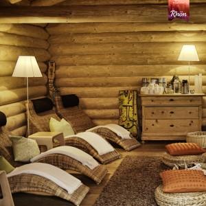 Rhöner Garten-Sauna Hotel Sturm