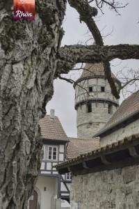 Kirchenburg Ostheim/Rhön